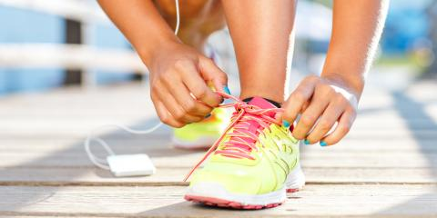 Need New Running Shoes? How to Select the Right Pair for You, Honolulu, Hawaii