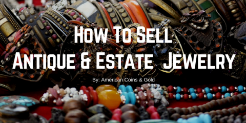 How To Sell Antique & Estate Jewelry, Freehold, New Jersey