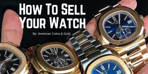 How To Sell Your Watch, Freehold, New Jersey