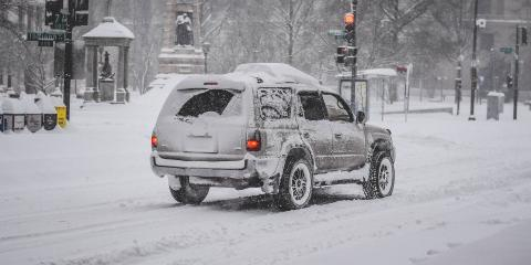 How to Winterize Your Car, Freehold, New Jersey