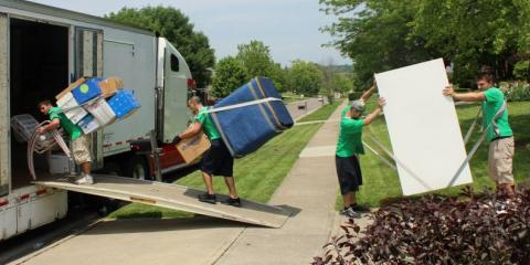 Moving Helper: What to Expect When Using Economy Moving & Storage, Springdale, Ohio