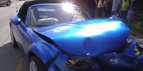 Howards Auto Body Offers OneStop Towing Service Collision - Mazda auto body repair