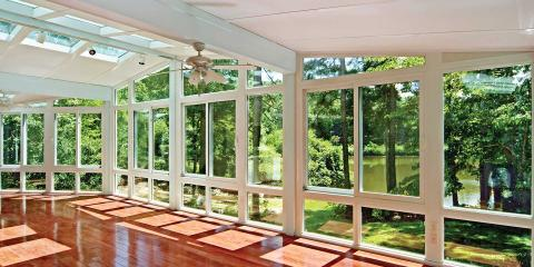 What Material Is Right for Your Sunroom? , East Rochester, New York