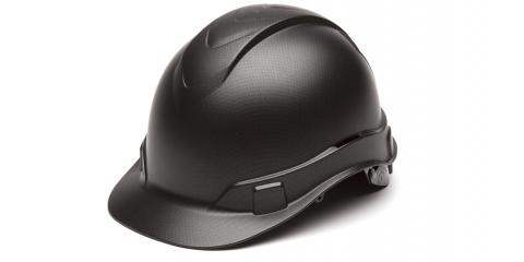 Work in Style With This New Black Hard Hat Available NOW!, Bayonne, New Jersey