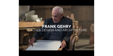 Masterclass with Frank Gehry , New York, New York