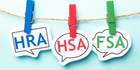 HRAs, HSAs and FSAs, Mountain Home, Arkansas