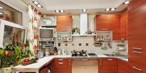 5 Types of Kitchen Cabinets, Norwood, Ohio