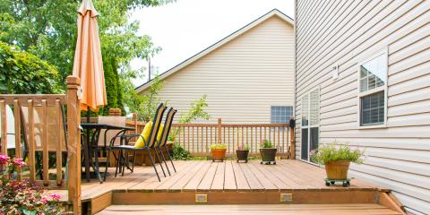 4 Considerations When Building a Deck, Norwood, Ohio