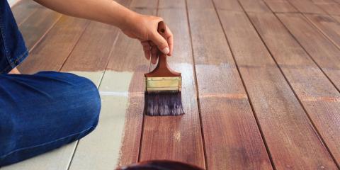 Cincinnati Lumber Suppliers Share 3 Tips for Painting Wood, Norwood, Ohio