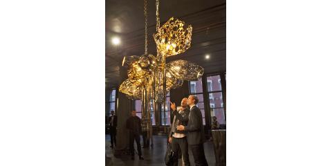 Hudson Furniture Showroom Architectural Digest New York