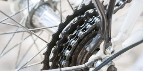 How to Tell the Difference Between Sprockets, Gears, & Cogs, Hudson, Wisconsin