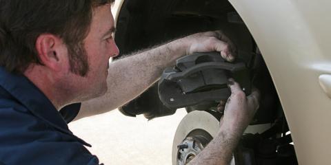 A Beginner's Guide to Types of Car Brakes, Harrison, Arkansas