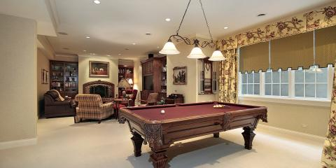 3 Fun Design Ideas for Your Basement, Lake Katrine, New York