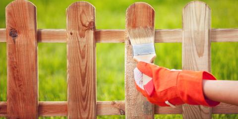 3 Ways to Clean & Maintain a Wooden Fence, Hamptonburgh, New York