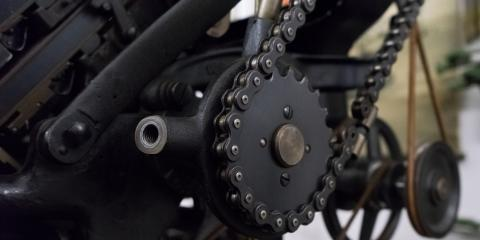 Replaced Your Chain Drives? Here's Why You Should Also Replace Sprockets, Hudson, Wisconsin