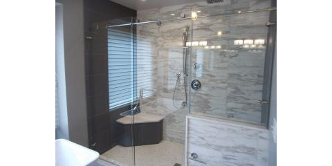 How to Choose the Perfect Glass Shower Door, Northfield Center, Ohio