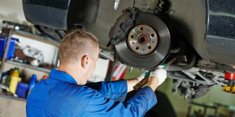 4 Signs You Need Brake Services Immediately, Black River Falls, Wisconsin