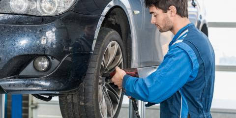 Auto Repair Shop Reveals 5 Signs You Need New Tires, Black River Falls, Wisconsin