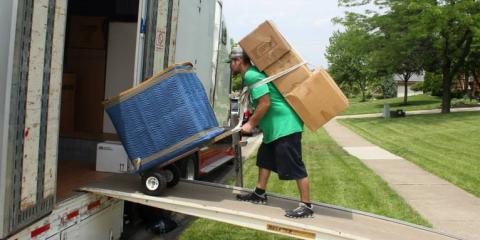 Proper Truck Loading Tips From Economy Moving & Storage, Springdale, Ohio