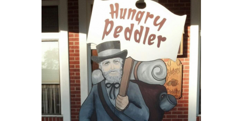 Hungry Peddler , American Food, Restaurants and Food, La Crosse, Wisconsin