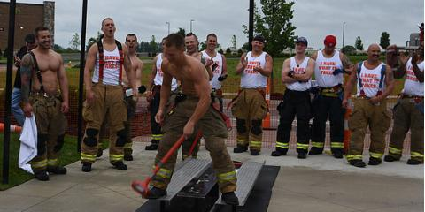 3 Ohio Charities You'll Support by Purchasing This Year's Hunks and Ladders Calendar, Dayton, Ohio