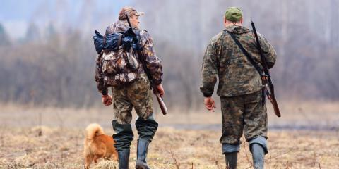 3 Types of Hunting Equipment You Can't Leave Home Without, Garfield, Michigan