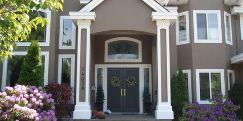 Enhance Your Home With Exterior Painting Help From KMR Painting & Decorating, Huntington, New York