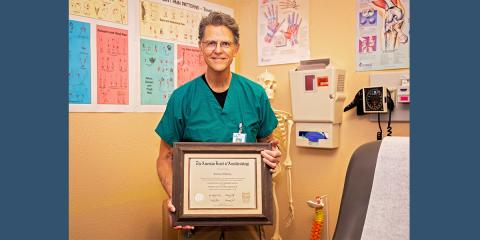 Dr. Hurley Maintains Board Certification in Pain Management, Gatesville, Texas
