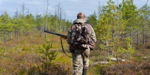 5 Items to Remember to Pack When Hunting With Treestands, Garfield, Michigan