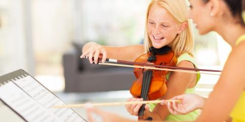 Top 3 Ways Your Child Will Benefit From Music Lessons, Lexington-Fayette, Kentucky