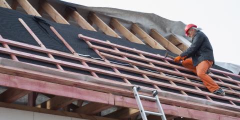 4 Benefits of Metal Roofing, Hurst, Texas