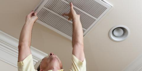 Why Do Your Air Conditioning Vents Leak?, West Columbia-Cayce, South Carolina