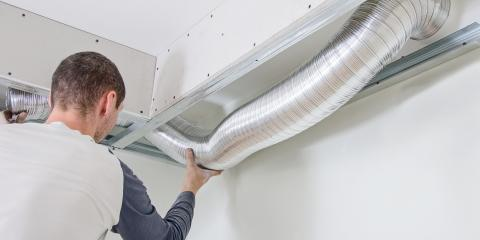 4 Signs Your Air Ducts Need to Be Resealed, Glastonbury, Connecticut