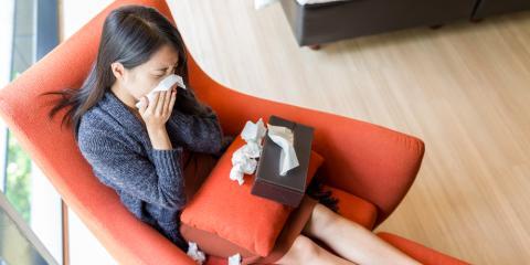 How Humidifiers Help Relieve Allergy Symptoms, La Crosse, Wisconsin