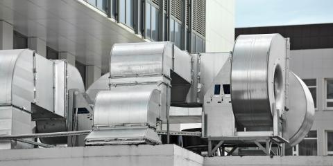 4 Reasons to Clean Your Commercial HVAC System, Turner, Oregon