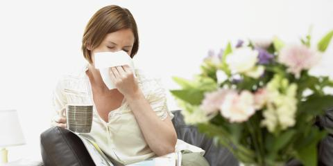 Upgrade Your HVAC System to Help Allergies This Spring, Watchung, New Jersey