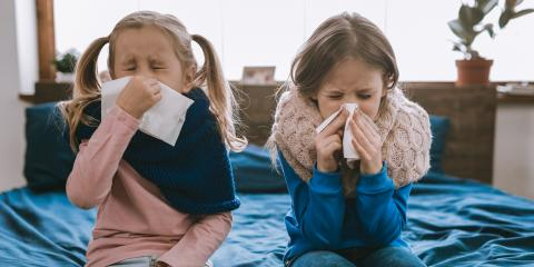 A Guide to Spring Allergies & Your HVAC System, Dundee, Ohio