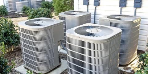 How do Summer Temperatures Affect an HVAC Unit?, Spencerport, New York