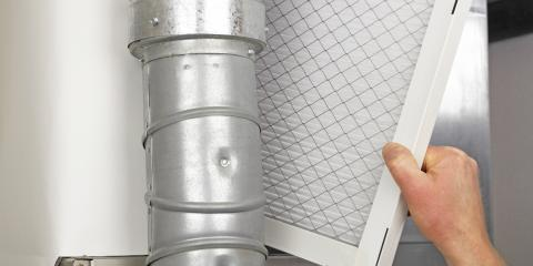 How Regularly Changing Your HVAC Air Filter Benefits Your Business, Denver, Colorado