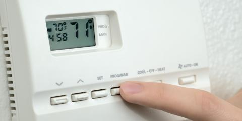 3 Benefits of a Programmable Thermostat, Columbia, Missouri