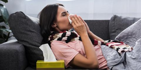 5 Signs You Have Poor Air Quality Inside Your Home , Mukwonago, Wisconsin