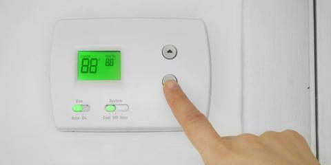 """HVAC Contractors Explain """"Auto"""" or """"On"""" Thermostat Settings, Plainville, Connecticut"""