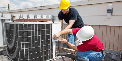 3 Reasons an HVAC Unit Is Leaking Water, Maryland Heights, Missouri