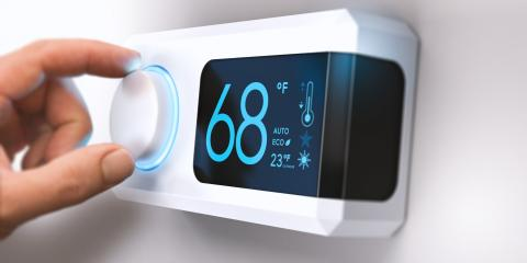 3 Benefits of Upgrading to a Wireless Digital Thermostat, Lexington-Fayette, Kentucky