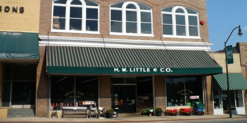 H.W. Little & Co. Inc. Hardware, Hardware & Tools, Shopping, Wadesboro, North Carolina