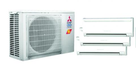 3 Advantages of Ductless Heating & Cooling Units, New York, New York