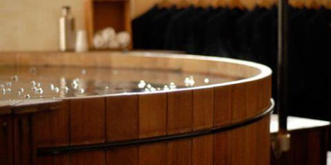 Suffering From Arthritis Pain? Relax in a Hydrotherapy Hot Tub, Cambridge, Massachusetts