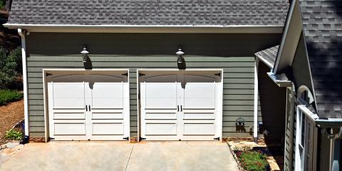 3 Benefits of an Aluminum Garage Door, Sioux City, Iowa
