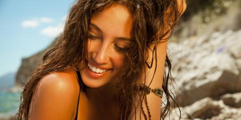 3 Ways to Revitalize Locks After a Day at the Beach, Honolulu, Hawaii