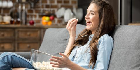 Enjoy National Popcorn Day With These Oral Hygiene Tips, Lilburn, Georgia